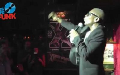 Junior Giscombe pt.1 (Live @ Funk Party #X)