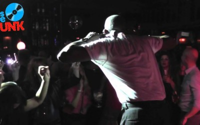 Junior Giscombe pt.2 (Live @ Funk Party #X)