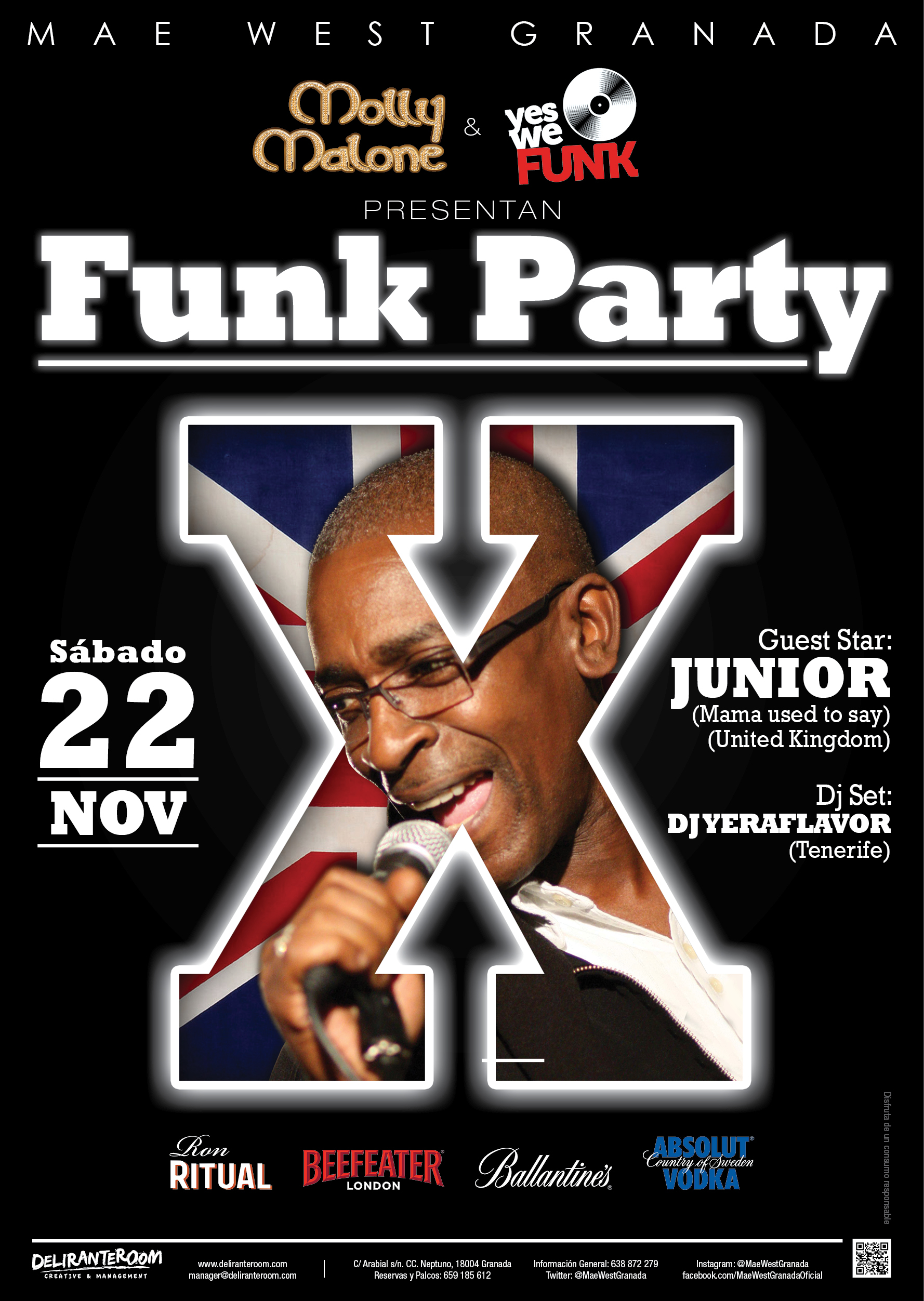 FUNK PARTY # X
