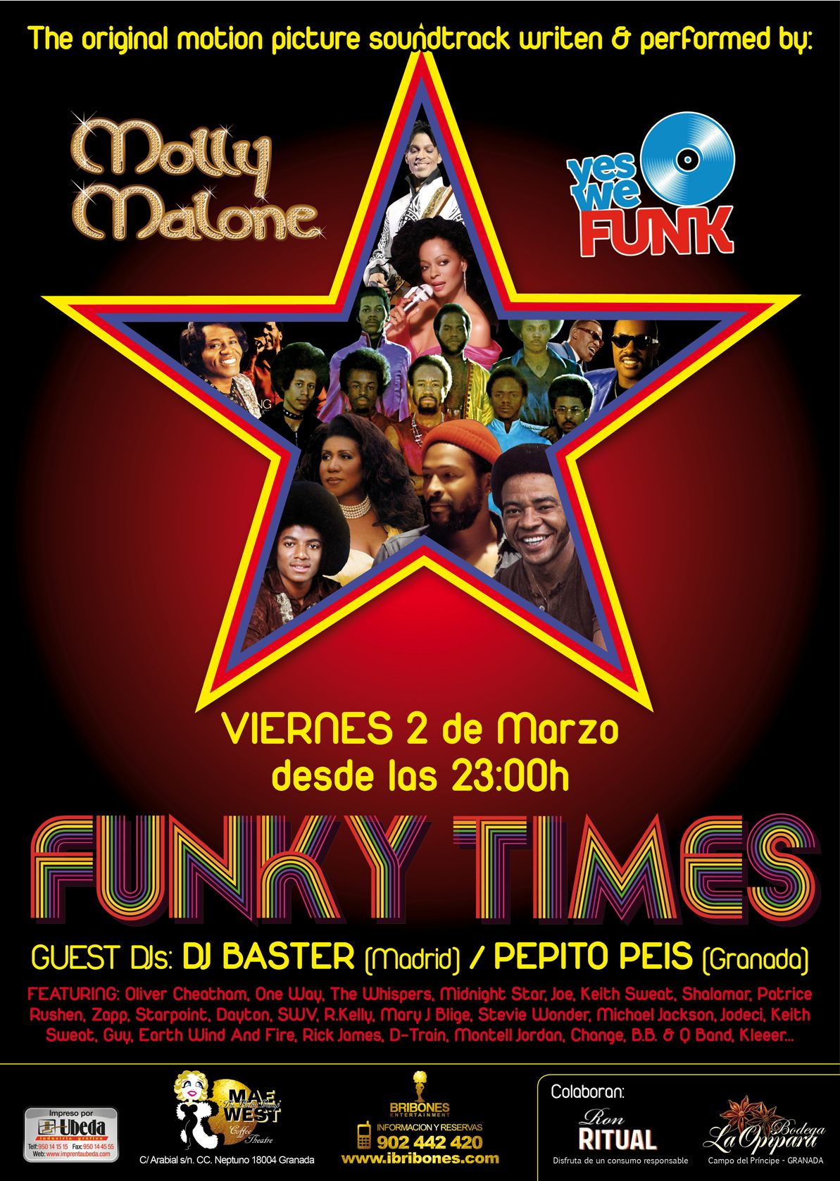 FUNKY TIMES