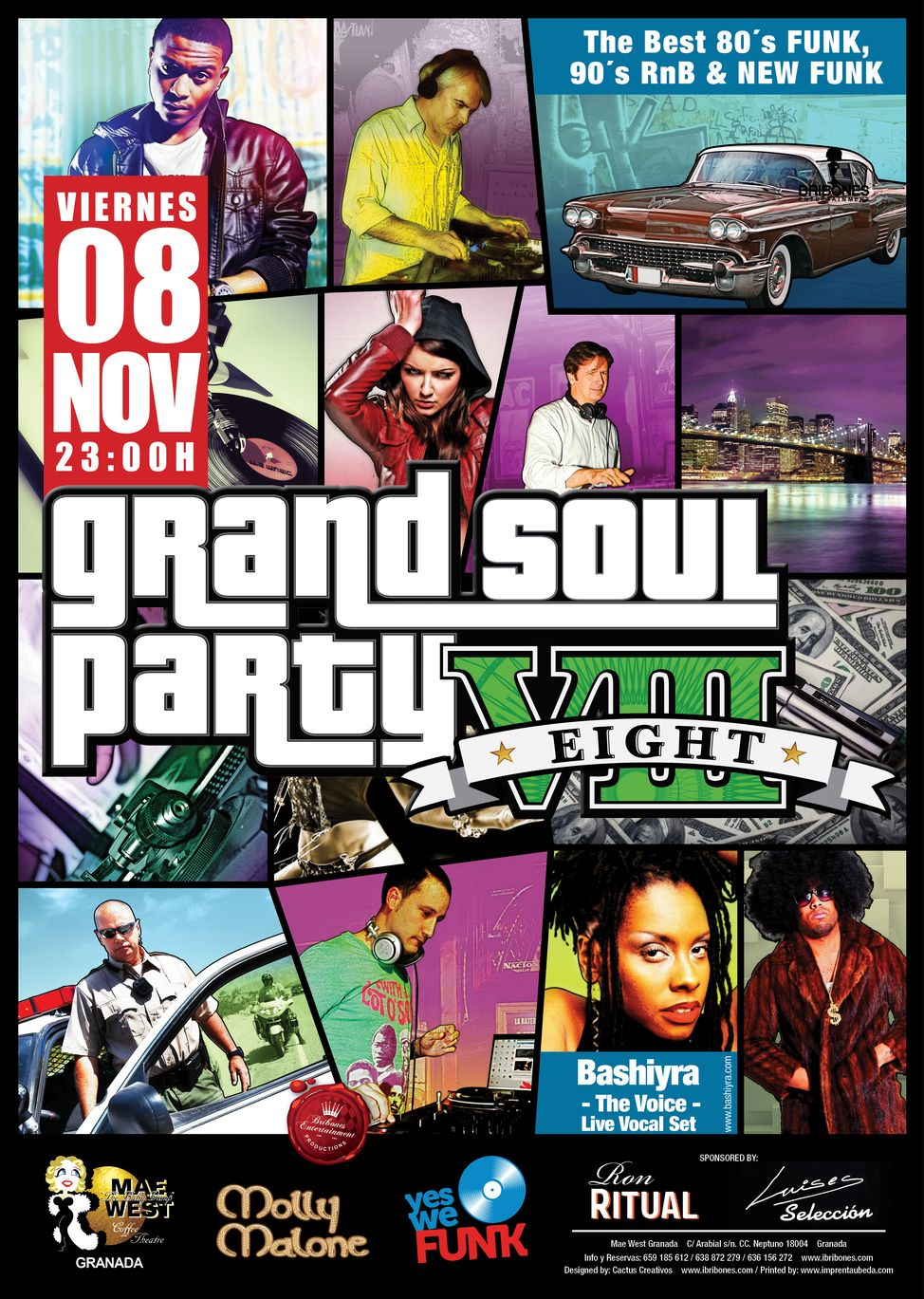 GRAND SOUL PARTY VIII